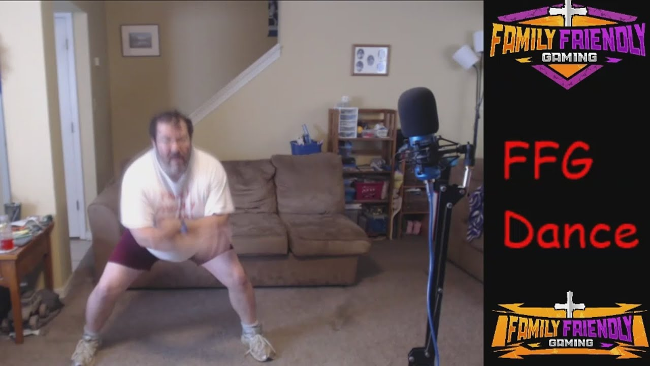 FFG Dance Rock Fighter