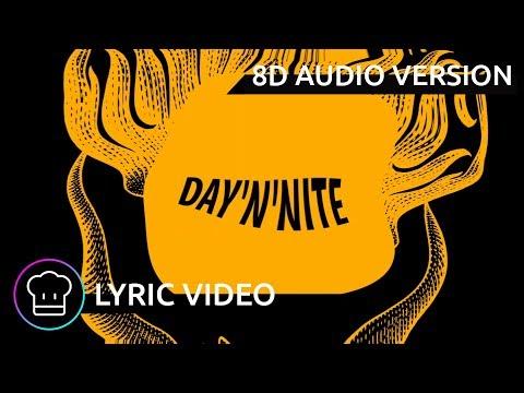 Stefy De Cicco, Ben Hamilton - Day 'N' Nite [ Martin Jensen Edit / Lyric Video / 8D Audio Version ]