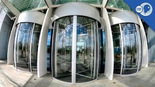 The Revolving Door: Where did it come from? | Stuff of Genius