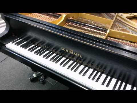 Rich Costey 'Absolution' piano technique part 1