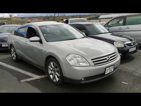Что купить до 4000$? Nissan Teana 57000км. Купили за 3700$