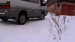 Toyota HiAce - FullTime  Вискомуфта