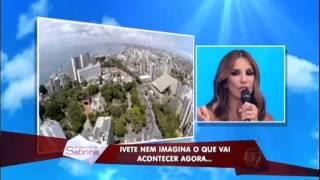 Ivete no Programa da Sabrina  - Balão da Sabrina 20/12/2014