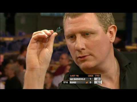 PDC Players Championship Finals 2011 - van Barneveld vs Rand