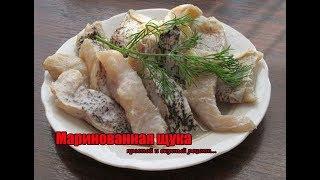 Маринованная щука / Pickled pike