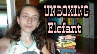Unboxing carti | Elefant.ro