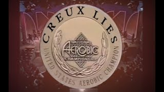 Creux Lies National Aerobic Championship