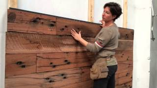 Wood Feature Walls - Diy
