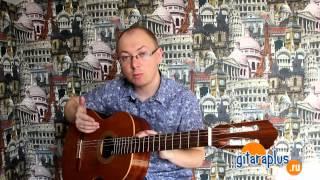 Тремоло на гитаре | Часть 1. Упражнения 1 и 2