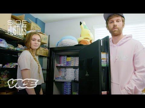 Turning Pokémon Cards Into a Six Figure Income | Side Hustles