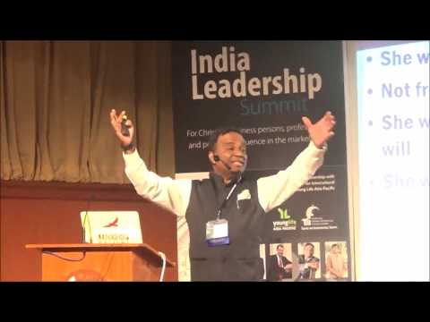 India Leadership Summit - 2016, Anand Pillai - Let your Career be the Carrier of the Gospel