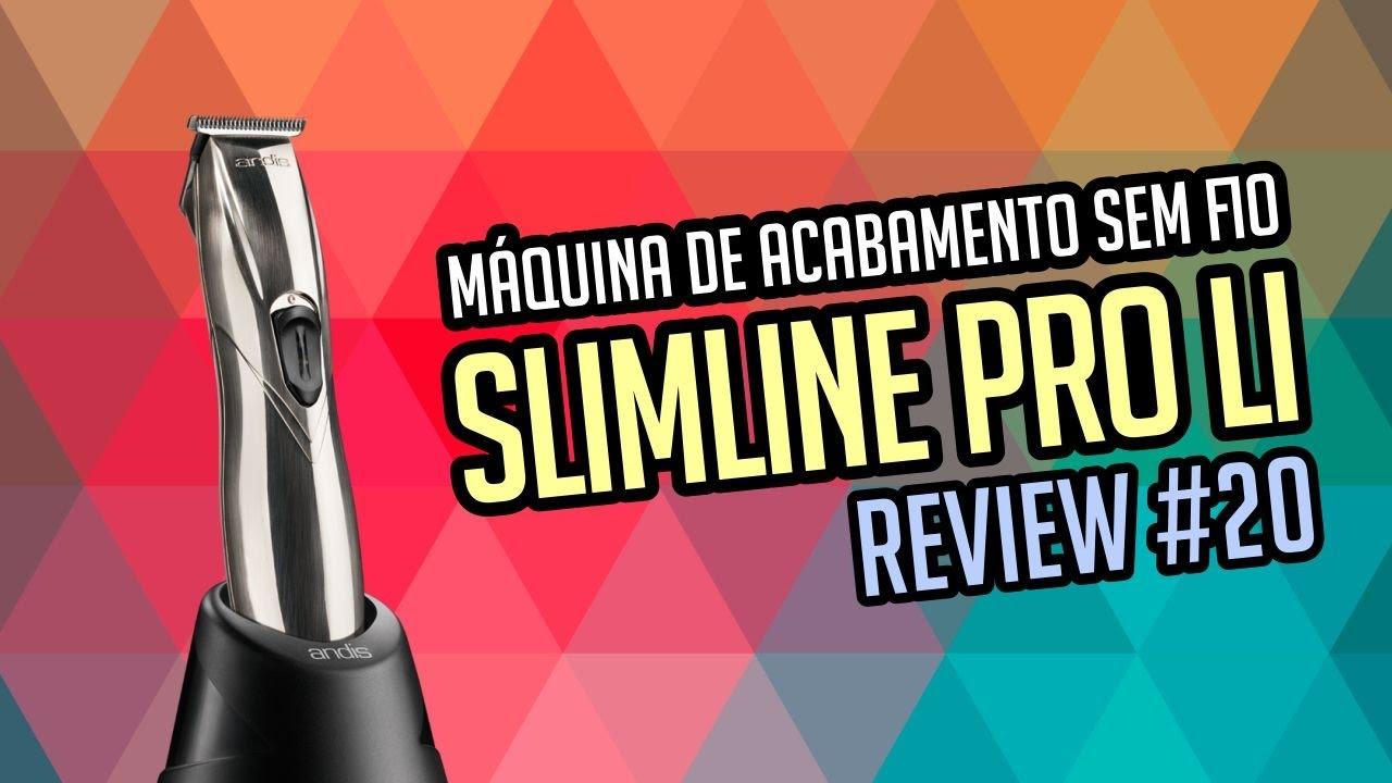 f5cc5183f Slimline Pro LI - REVIEW #20 - YouTube