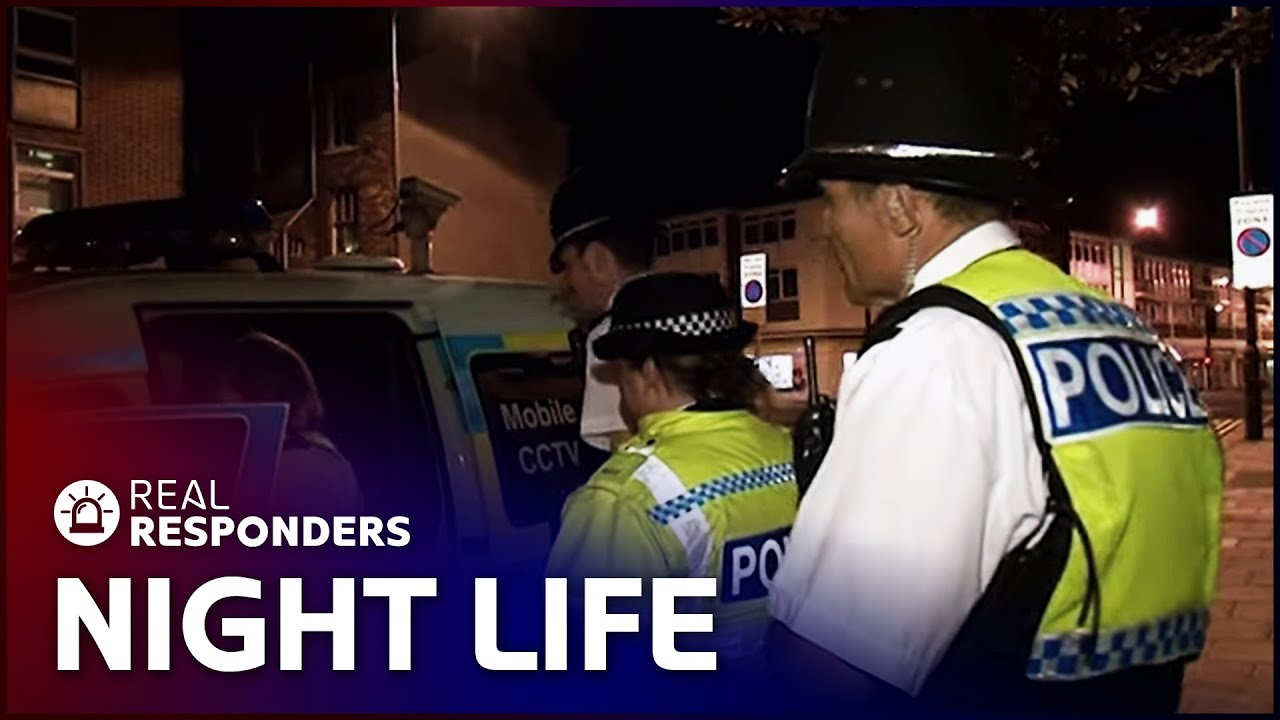 Download Policing The Big Night Life Of Scarborough   Coastline Cops   Real Responders