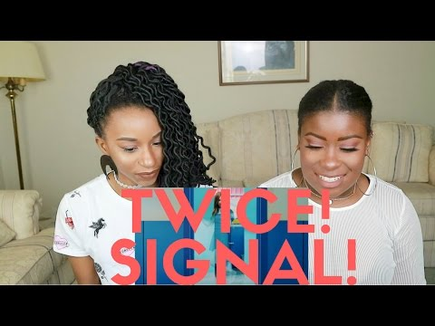 Thumbnail: TWICE-SIGNAL MV REACTION