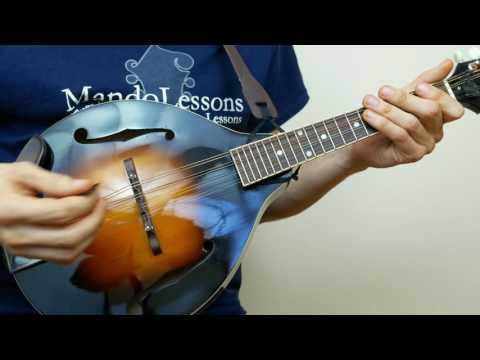 Palm Muting - Mandolin Lesson