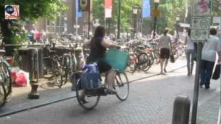 Shopping by bike (Netherlands)