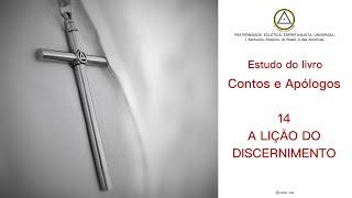 Estudo do livro Contos e Apólogos - 14 A LIÇÃO DO DISCERNIMENTO
