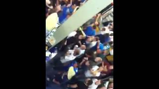 Leeds fans @ Leicester