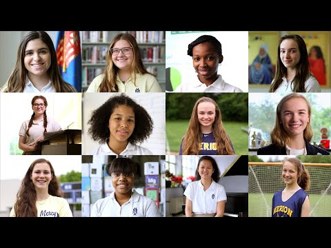Merion Mercy Academy Admissions Video