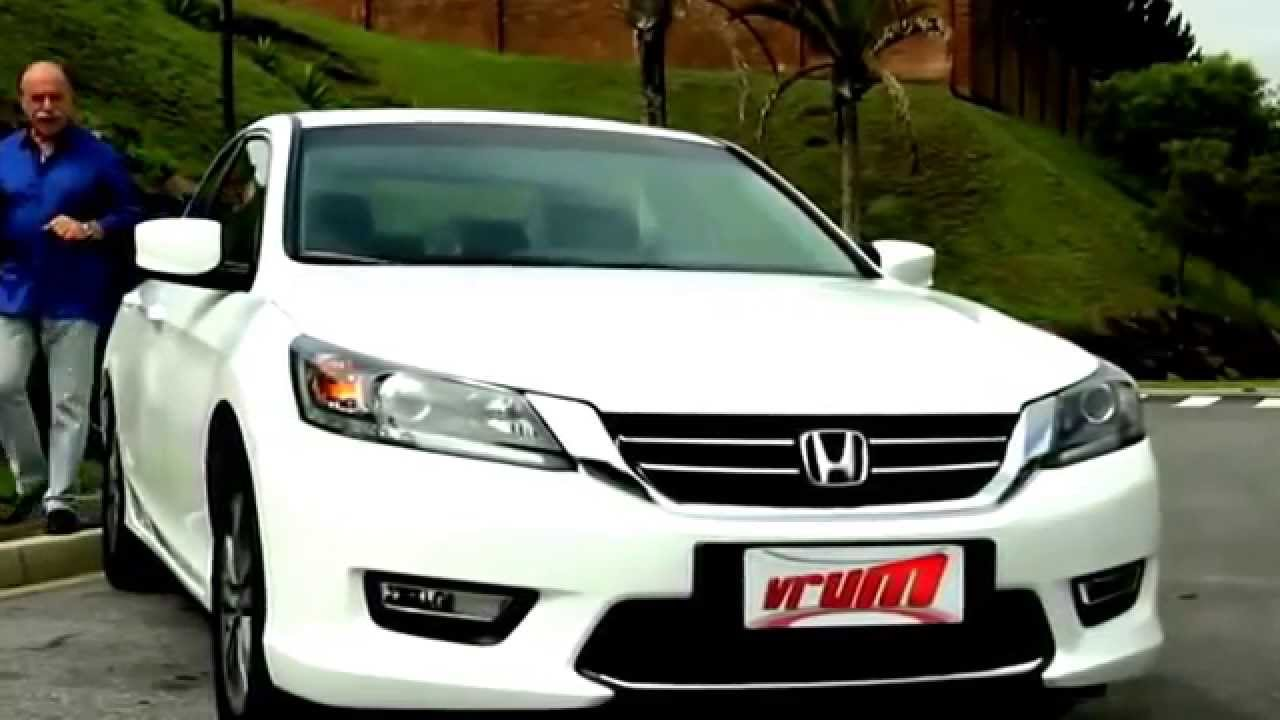 The New From Honda Motor Company I Accord 2015