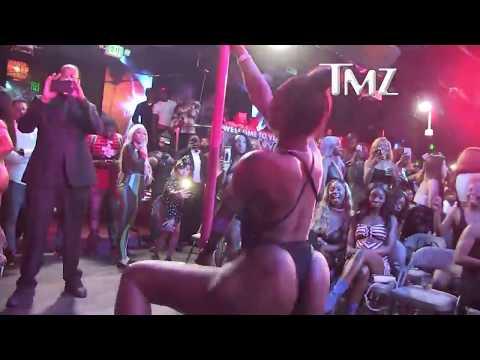 V Live Strip Club L.A. Casting Call *EXPLICIT*| TMZ