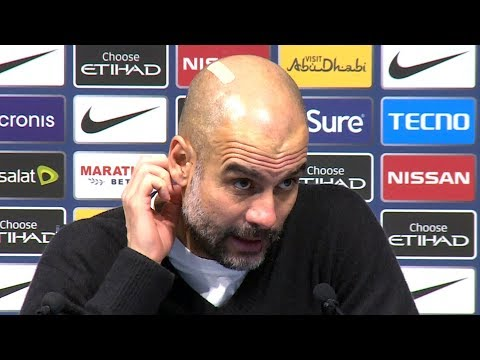 Manchester City 2-3 Crystal Palace - Pep Guardiola Full Post Match Press Conference - Premier League