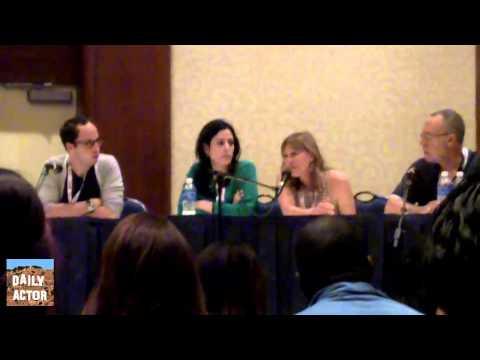 The Comic-Con Casting Director Panel