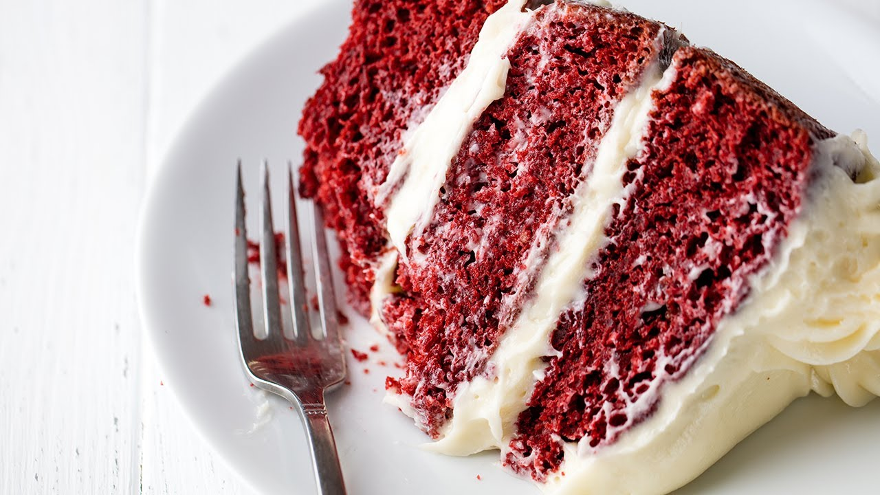 How to Make The Most Amazing Red Velvet Cake - YouTube