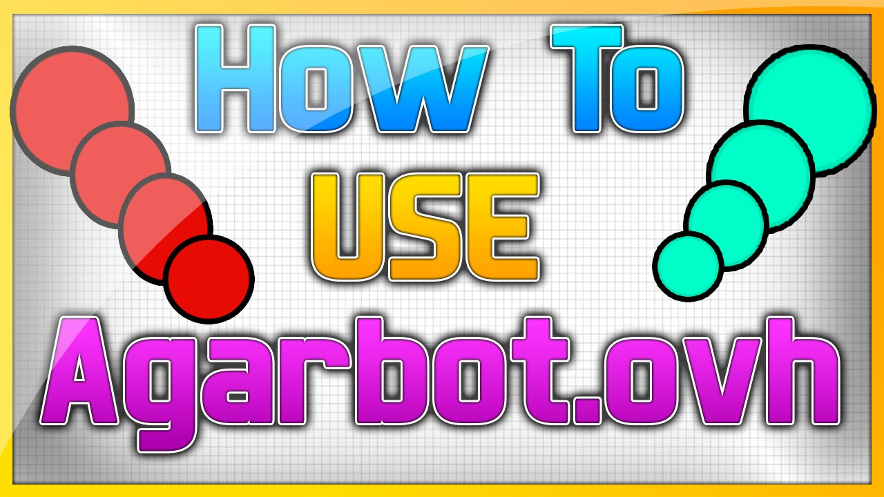 HOW TO USE WWW AGARBOT OVH (NEW) (2016)