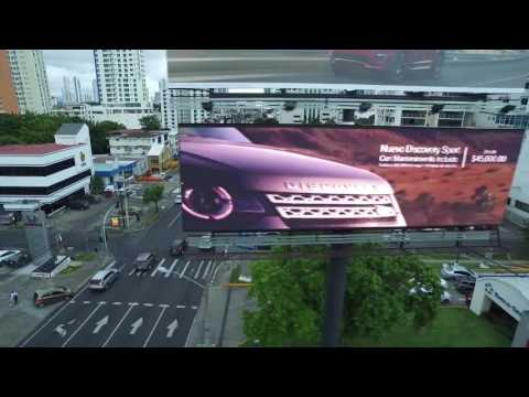 FOCONO K16 14X4M LED Screen in Panama City