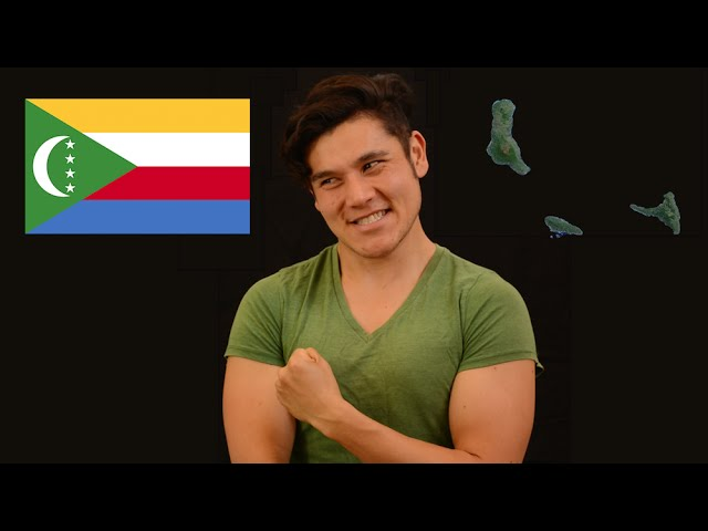Geography Now! Comoros
