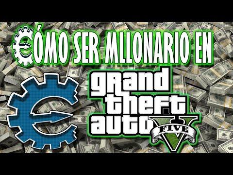 TRUCO PARA SER MILLONARIO EN GTA V (con Cheat Engine)