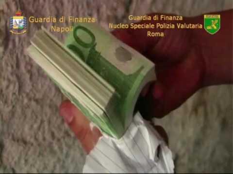 Finanza, scoperto laboratorio clandestino di banconote false a Napoli
