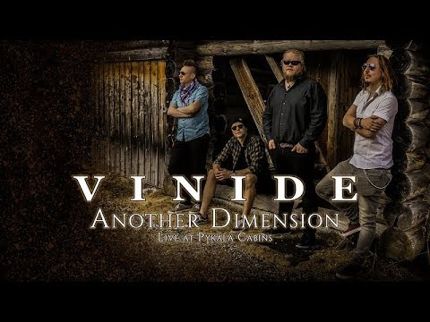 Vinide - Another Dimension (Live at PYKÄLÄ Cabins)