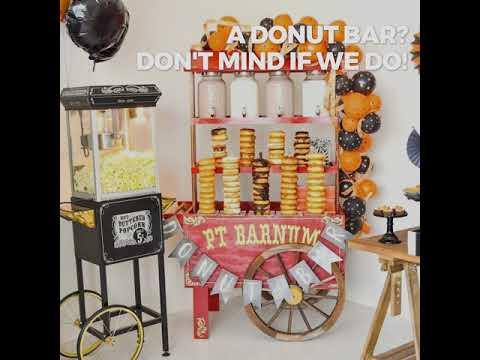 host a halloween carnival party youtube