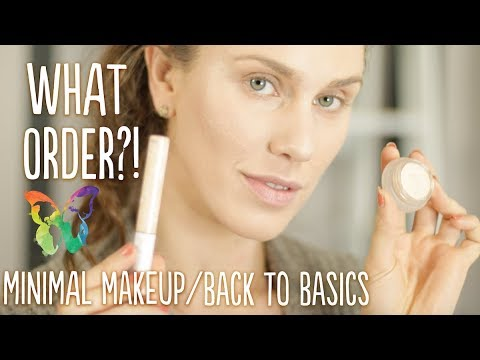 SHOULD YOU USE CONCEALER OVER OR UNDER FOUNDATION?