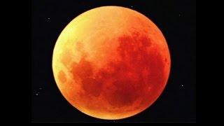 Eclipse Luna Roja de Sangre en vivo Miércoles 8 de Octubre 2014