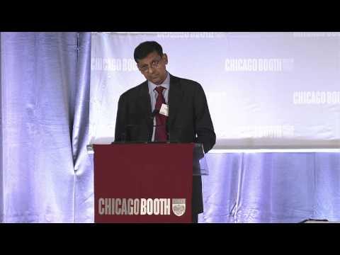 Raghuram G. Rajan, Chicago Booth Economic Outlook 2013