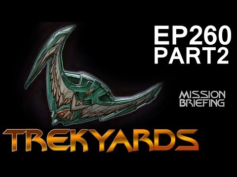 Trekyards EP260 - Romulan Bird of Prey (Ent Era) (Part 2)
