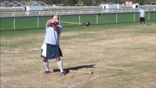 Hammer Throw - Scottish Highland Games, Ipswich Australia