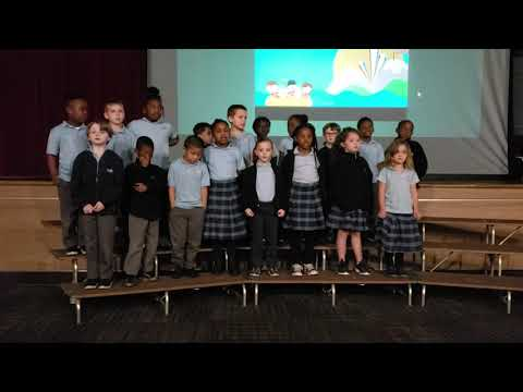 University Charter School Veterans Day Program - 11/11/2019