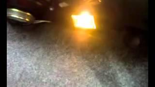 Свет в багажник Шкода Октавия Тур А4