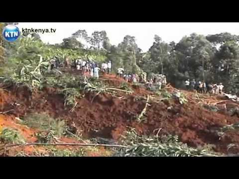 Uganda Bududa landslide