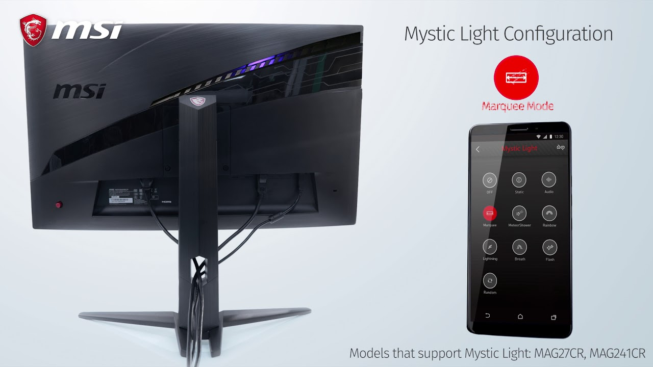 Control Your Gaming Monitor with Mobile Phone, MSI Remote Display | Gaming  Monitor | MSI