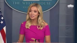 06/22/20: Press Secretary Kayleigh McEnany Holds a Briefing