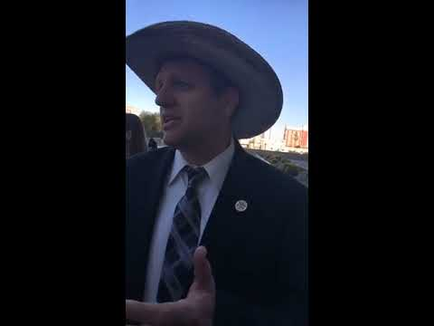 Ammon Bundy Interview after Mistrial, withholding of evidence ~ 12/20/17