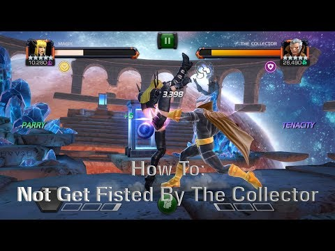 Act 5 Chapter 2.6: First Run Through The Collector   Marvel Contest of Champions