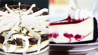 Cheesecake VS Chocolate Marble Truffle Cake | How It