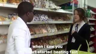 Black people Speak Chinese