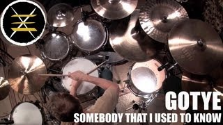 Gotye Somebody That I Used To Know - Drum Cover Remix - Johnkew.mp3
